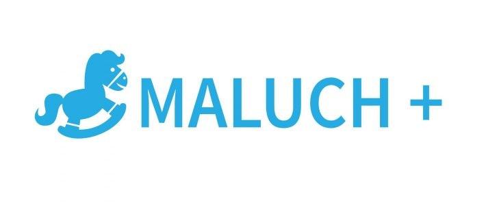 Logo Maluch plus